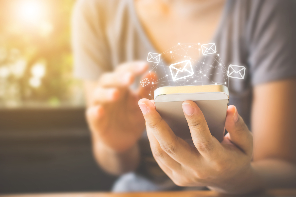 What is a push notification?