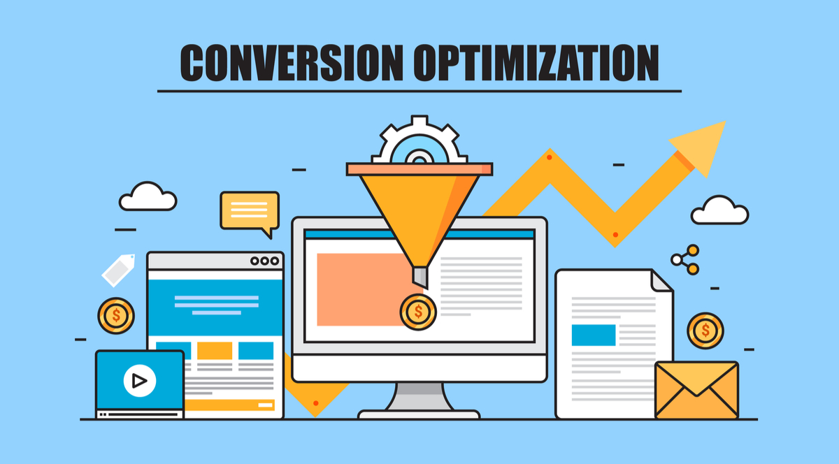 Ways to increase conversion on your site.