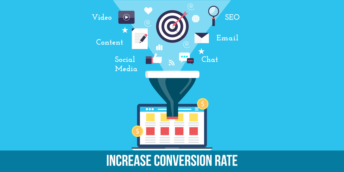 Increase your conversions.
